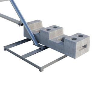 Hoarding Rear Block Tray For Sale And Hire From Generation Uk