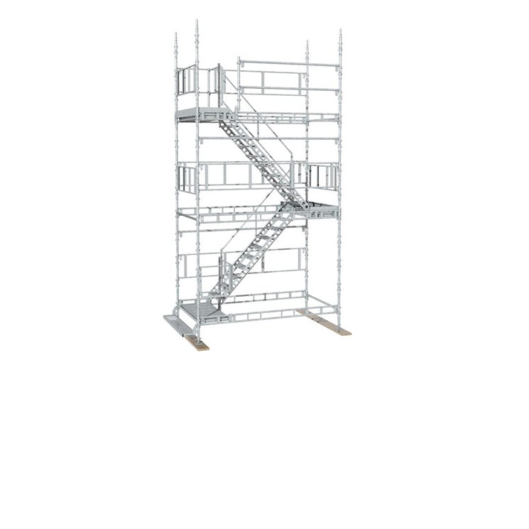 Generation Scaffolding Stair Tower