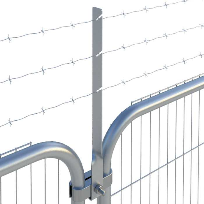 Barbed Wire Extension