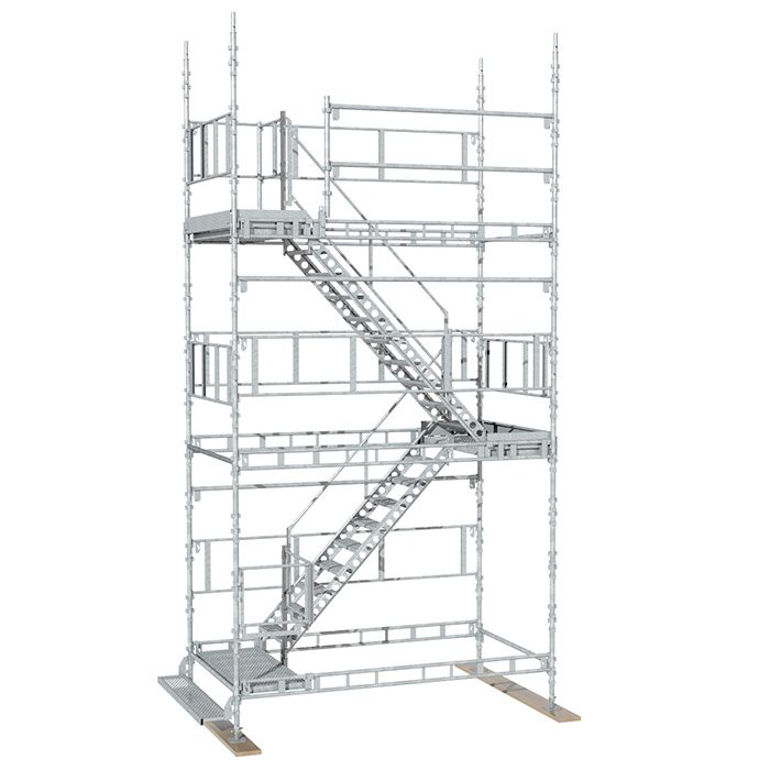 Generation stair tower components from generation uk for Stair tower