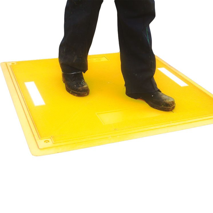 Plastic Road Plates / Trench Covers