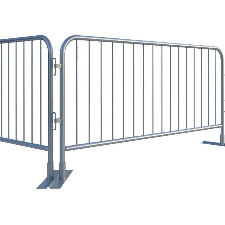 Standard 2.3m Bar Pedestrian Barrier