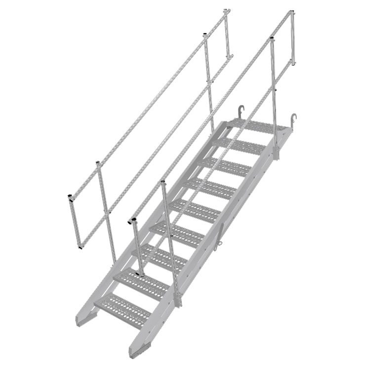 Universal Stairs For Sale And Hire From Generation Uk