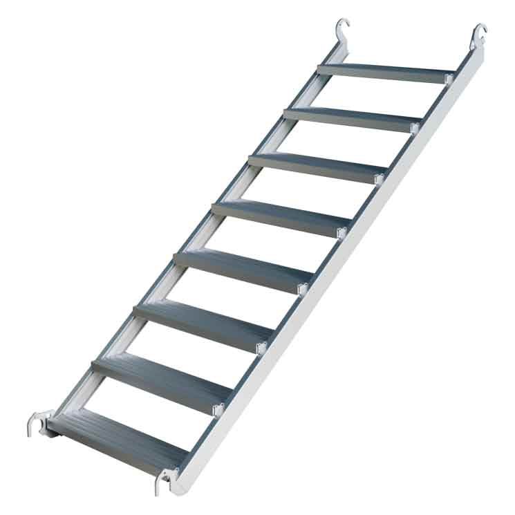 Genlok Stair Tower Steel or Aluminium 1.5m Staircase Unit