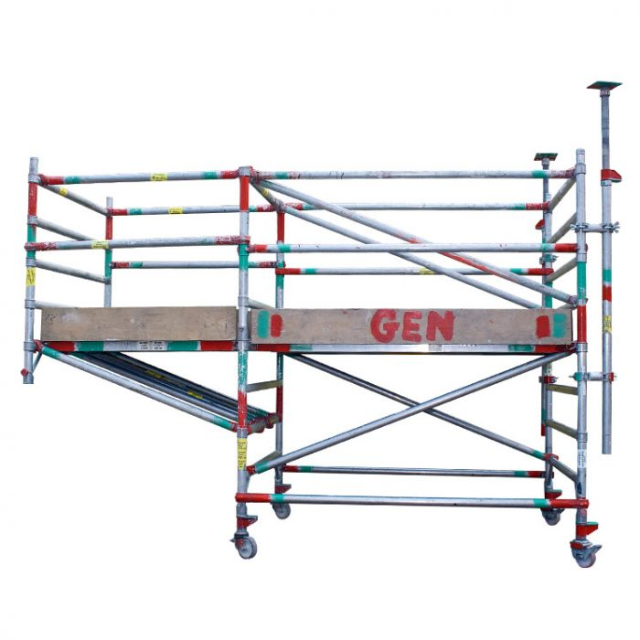 Cantilever Towers For Sale And Hire From Generation Uk