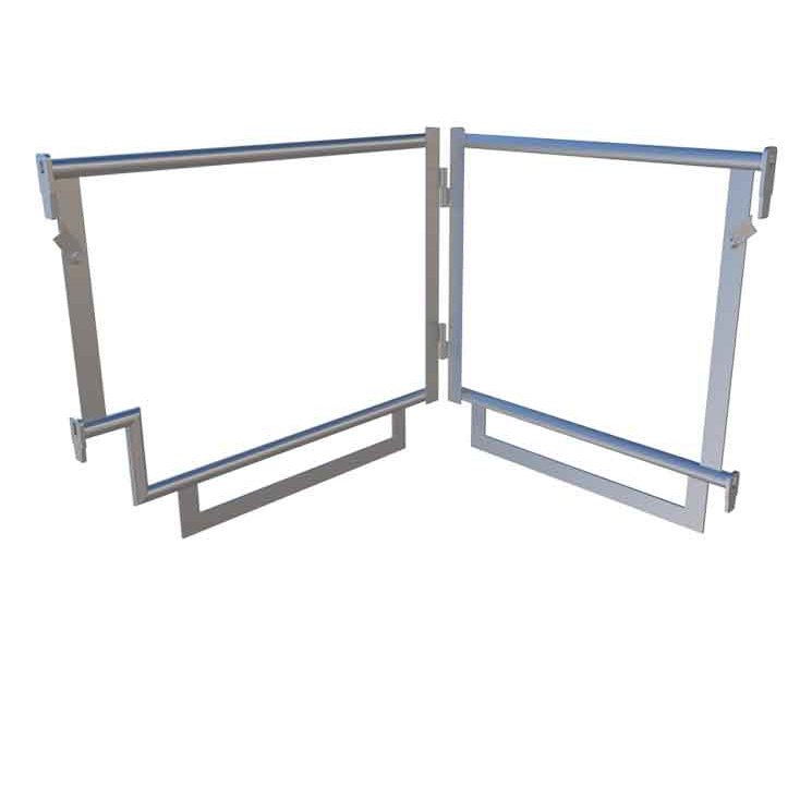 Generation Scaffolding Folding Guard Frame