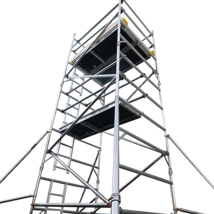 Youngman BoSS Ladderspan and Clima Tower