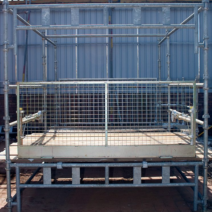 Loading Bay Gates For Sale And Hire From Generation Uk