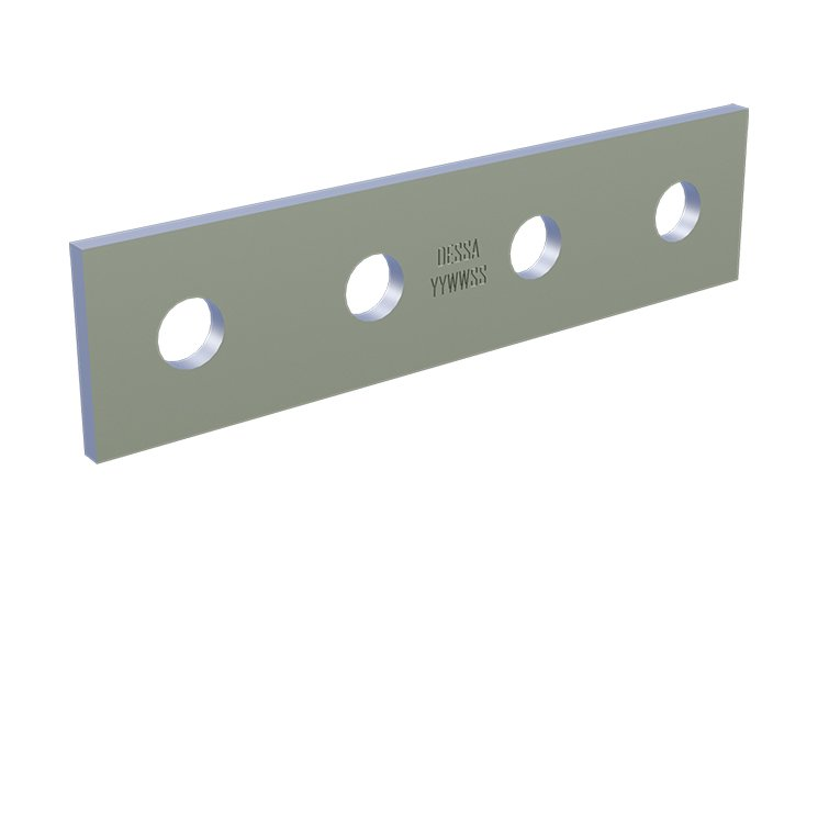 TRAX UB Beam End Joint Plate