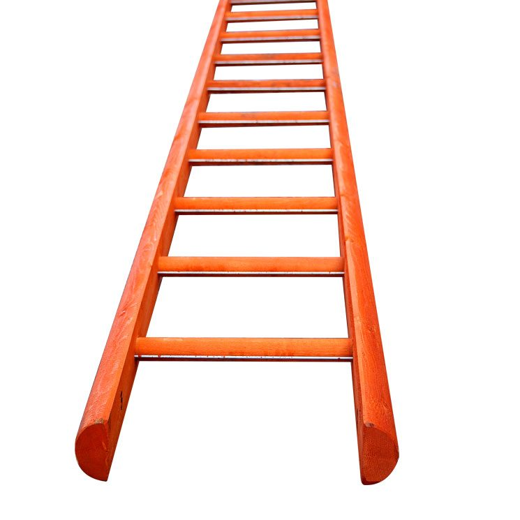Heavy Duty Timber Ladders