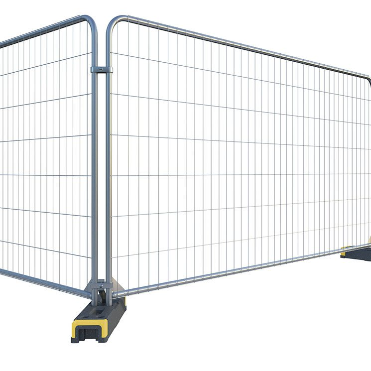Temporary Security Fencing For Sale And Hire From