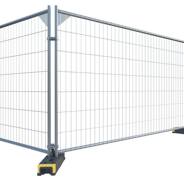 Heavy Duty Anti-Climb Panel with Corner Brackets