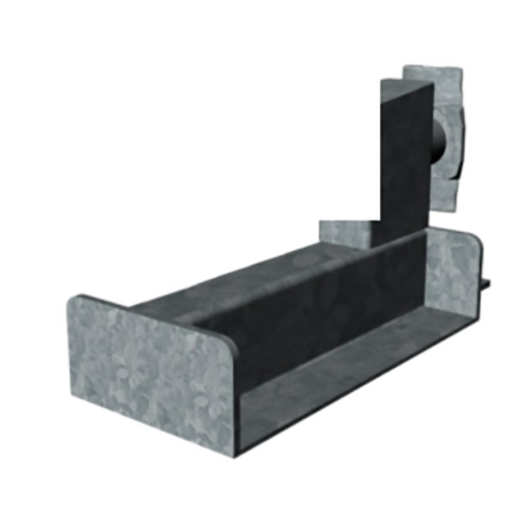 Genlok Stair Tower Staircase Step Bracket