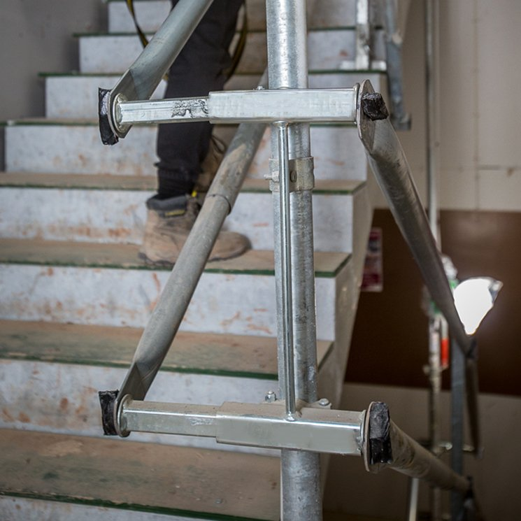 Edge Protection Stairwells