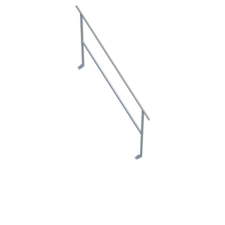 Stair Inner Guardrail (Double)