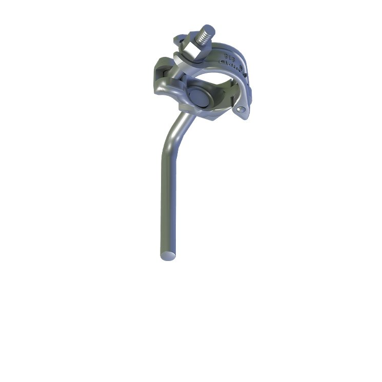 Generation Scaffolding Toe Board Bracket Fitting