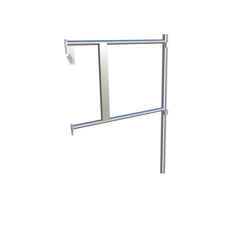 Top Guard Rail Frame