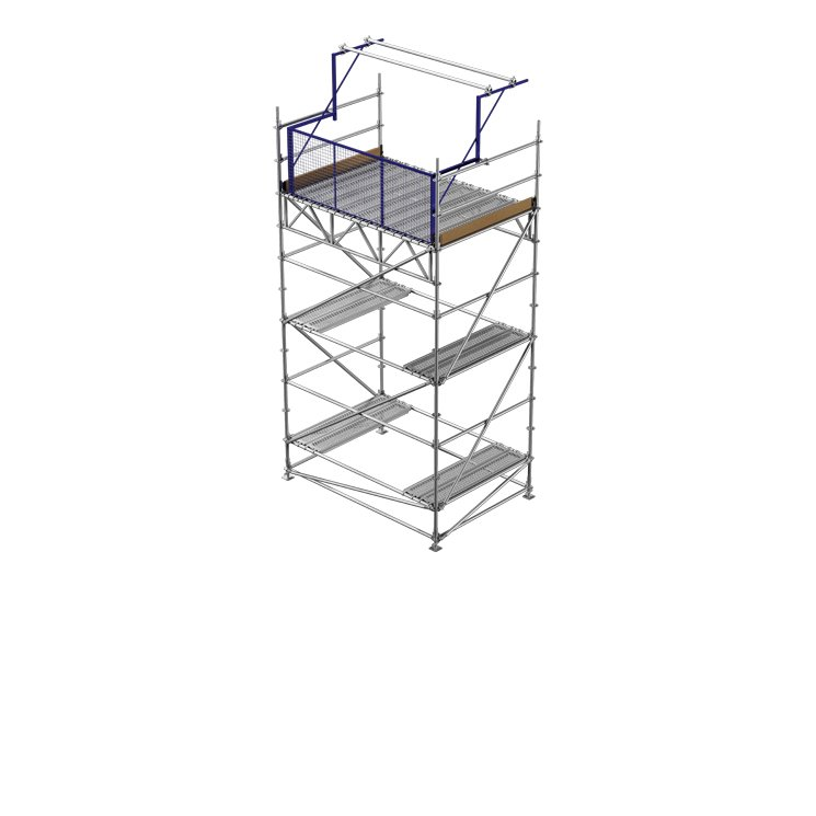 Futuro Loading Tower 3.07mtr x 2.07mtr x 4.5mtr Height