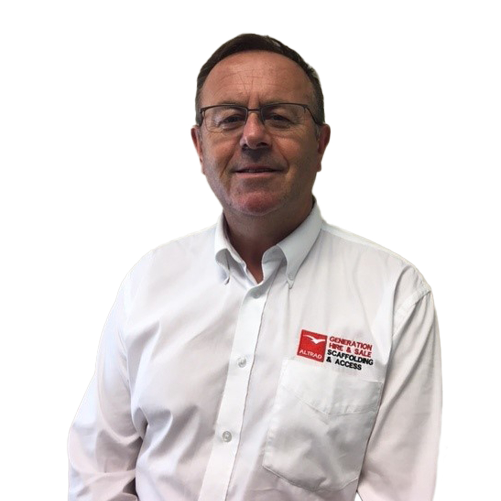 Colin Lockless - Frimley Branch Manager